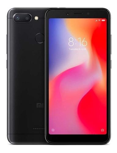 Smartphone Xiaomi Redmi 6 Dual 64gb 4gb Ram Versão Global