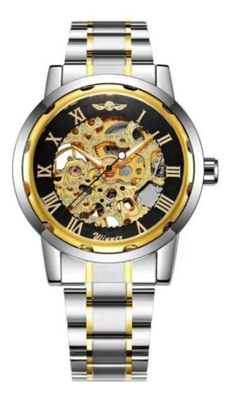Relógio Autômatico T Winner Mecânico Com Data De 169.90 Por