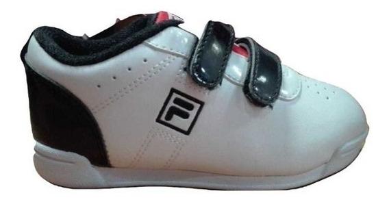 Zapatillas Fila F13 Low Velcro Infantil ¡¡envío Gratis!!