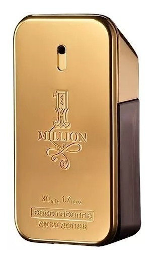 Perfume Paco Rabanne 1 Million Edt 30ml + Amostra Grátis