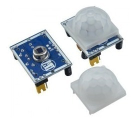 Pir, Sensor De Movimiento, Hc-sr501, Infrarrojo
