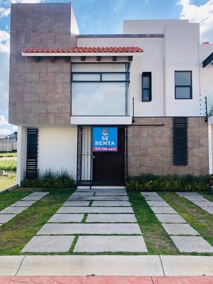 Casa En Renta En Fracc. Los Frailes, Pachuca,hgo.