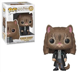 Funko Pop! - Harry Potter - Hermione As Cat (35509) (77)