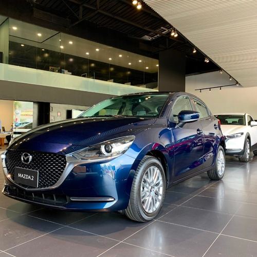 Mazda 2 Sport Grand Touring At Azul | 2022