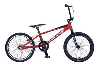 Bicicleta Free Agent Bmx Team Limo Rod 20 Aluminio Y Carbono