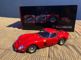 Ferrari 250 Gto Kuroshio High End 1:18