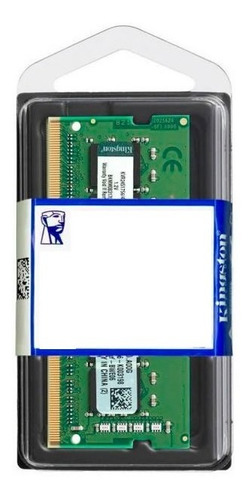 Memoria Kingston 4gb 8gb 16gb Ddr4 So-dimm 2666 Mhz