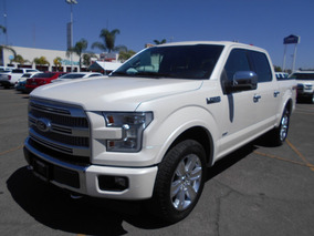 Ford Lobo 3.5 Platinum 4x4 2017