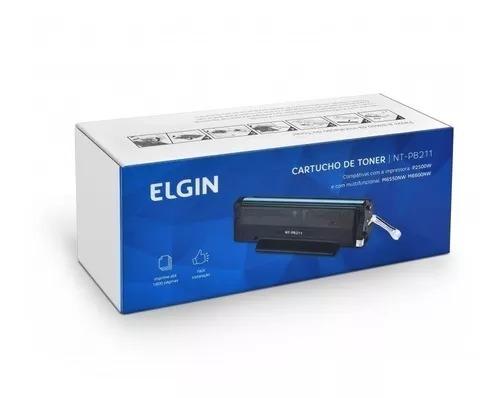 Toner Elgin Pantum Pb-211ev P2500w/m6550nw/m6600n 1600pg
