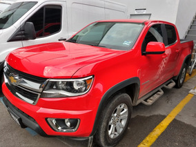 Chevrolet Colorado 3.6 Paq. C 4x4 At 2017 Unico Dueño