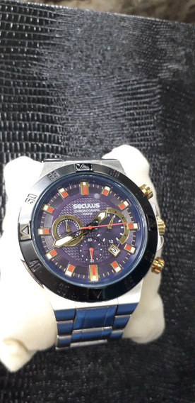 Relógio Seculus 20428gpsvca1