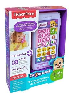 Telefono Celular Bebe Fisher Pricejuego Juguete Para Nena