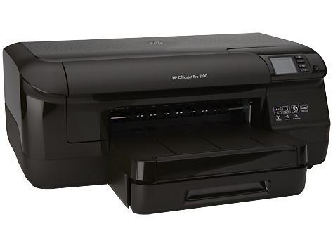 Officejet Hp Pro 8100 - Com Defeito Na Cabeça De Impressão