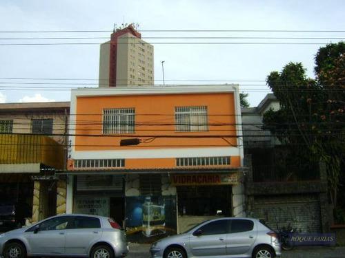 Sobrado Residencial Para Venda E Locação, Jaguaré, São Paulo - So0192. - So0192