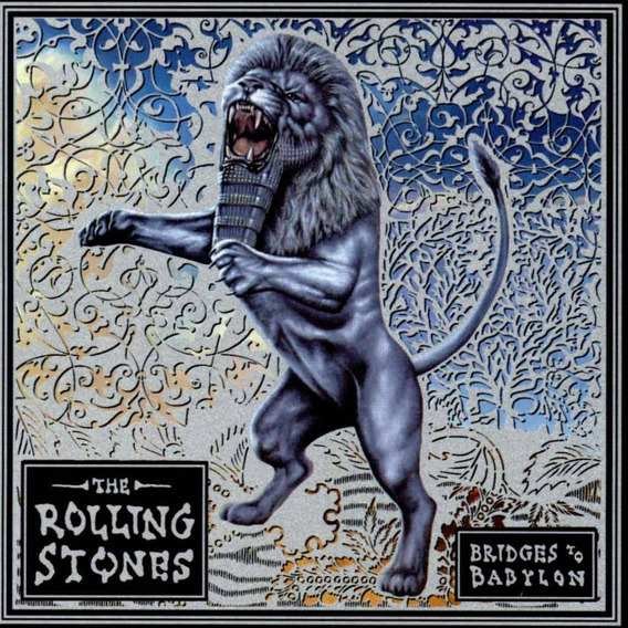Rolling Stones Bridges To Babylon (cd Importado Usa))