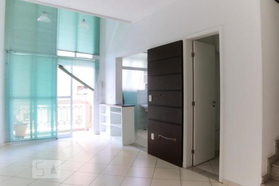 Apartamento No 4º Andar Com 1 Dormitório E 1 Garagem - Id: 892955734 - 255734