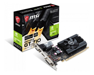 Targeta Gráfica Geforce Gt 710 2gb Gddr5