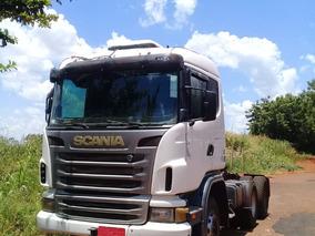 Scania 124 420 6x4 Bug Pesado Ano 2011/2011 Cabine Leito