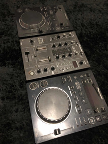 Kit Cdj 350 E Mixer Djm 400