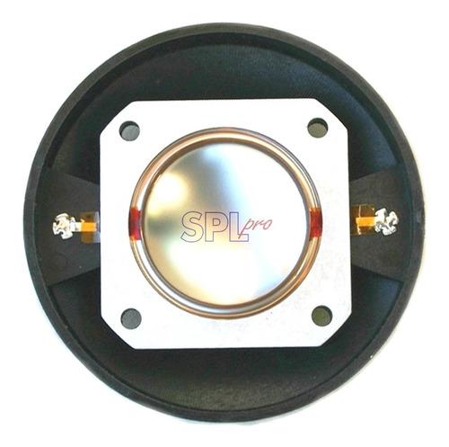 Imagen 1 de 1 de Diafragma Driver Nexo S8 / B&c De12tn-16 Splpro Tapa Escriña