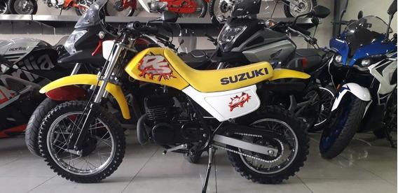 Suzuki Ds 80 Lt Original De Coleccion Permuto Qr Motors