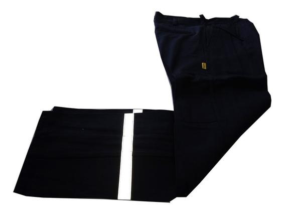 Pantalón De Trabajo C/ Reflectivos Marca Pampero Cod 1121801