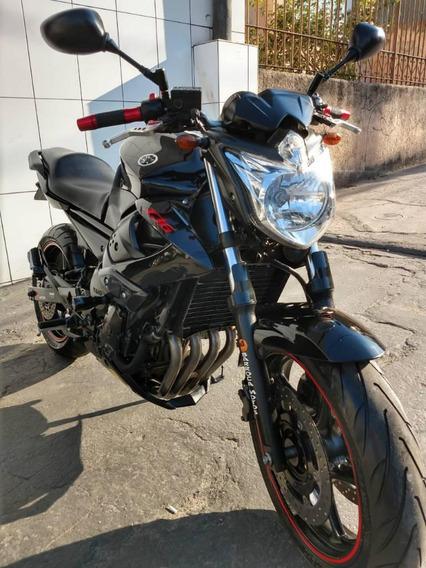 Yamaha Xj6 N- Abs Xj6n Preta