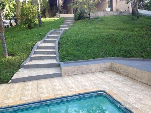 Chácara Com 2 Dormitórios À Venda, 1700 M² Por R$ 380.000,00 - Tupi - Piracicaba/sp - Ch0082