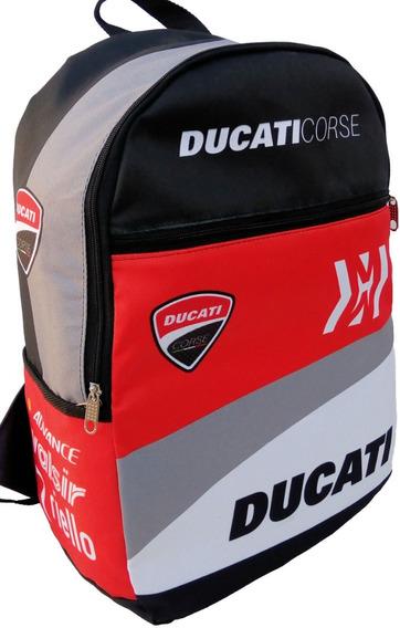 Mochila Equipo Ducati Moto Gp 2019