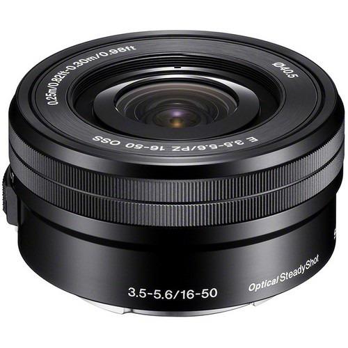 Lente Sony 16-50mm F/3.5-5.6 E P Z Oss P/a6500 6300 ..