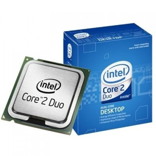 Processador Intel Core 2 Duo E7500 2.93ghz 3mb De Cache