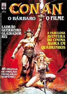Conan O Bárbaro - O Filme Almanaque Do Conan Número 1 Abril