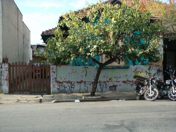 Terreno Residencial À Venda, Barra Funda, São Paulo. - Te0152