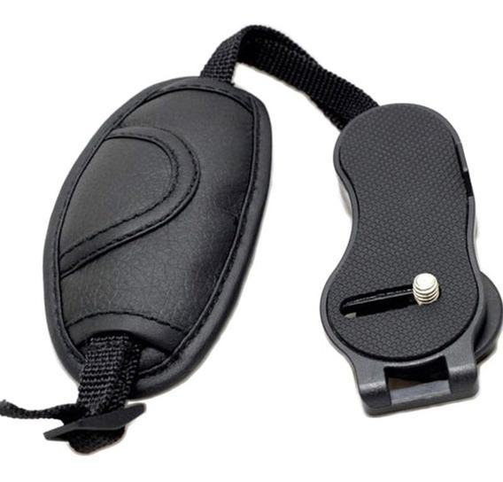 Alça De Mão (hand Strap Grip) Universal Dslr - Canon