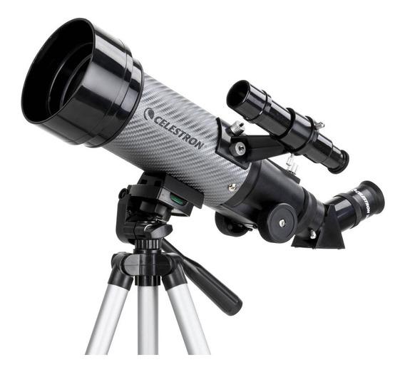 Telescopio Celestron Catalejo 70xd Refractor Mvd Sport