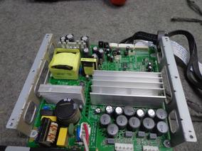 Placa Fonte E Amplificadora Philips Fwp2000 Fwp2000x