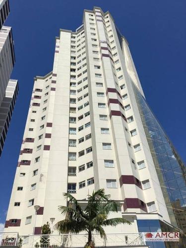 Imagem 1 de 22 de Apartamento Com 2 Dormitórios À Venda, 57 M² Por R$ 350.000,00 - Vila Mogilar - Mogi Das Cruzes/sp - Ap0592