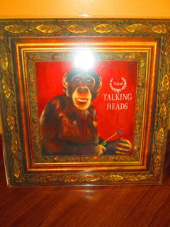 Vinil Lp Talking Heads Naked Encarte Letras Perfeitíssimo
