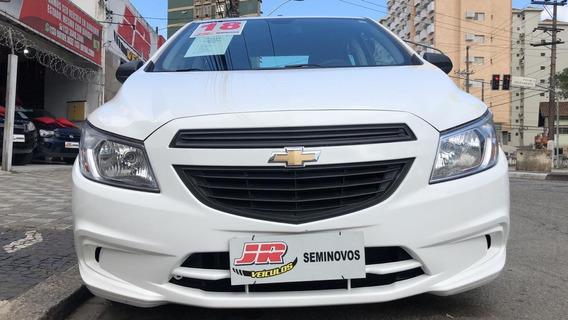 Chevrolet Onix 1.0 Mt Joye Completo 2018