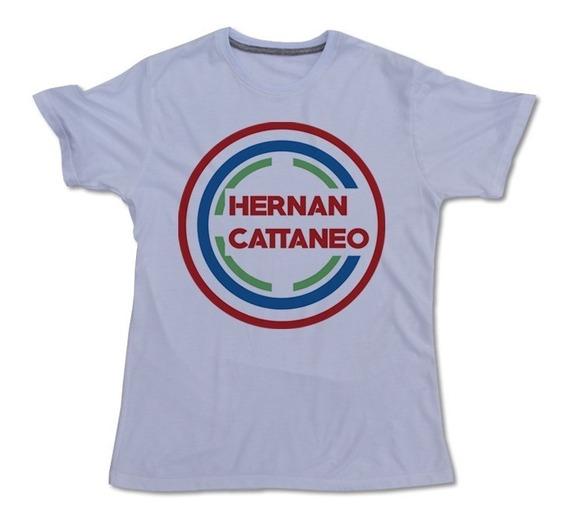Remera Sublimatek - Hernan Cattaneo #0108