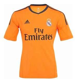 Camiseta adidas Real Madrid 3 2013-2014 S/nº