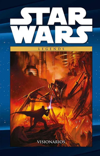 Star Wars Legends Tomo 28 Infinities 1 En Español