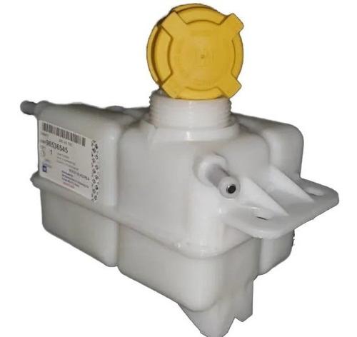Envase O Reservorio De Agua Chevrolet Aveo Con Tapa