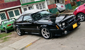 Ford Mustang Gt 5 Litros V8