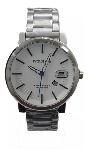 Reloj Prototype Stl-059-07 Agente Oficial Barrio Belgrano