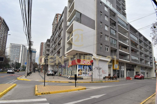 Departamentos  Edificio Nodo, Ubicado En Calle San Jorge ...