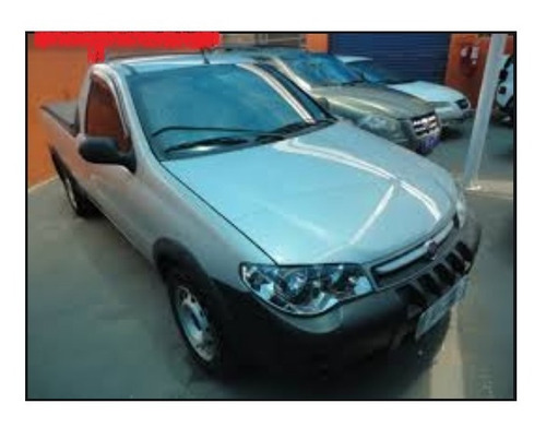 Fiat Strada 1.4 Fire Cs 2012