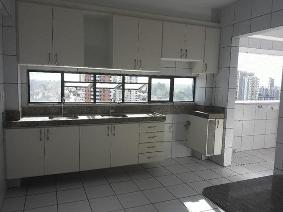 Apartamento Em Tirol, Natal/rn De 176m² 3 Quartos À Venda Por R$ 560.000,00 - Ap265326