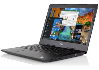 Notebook Dell Vostro 3481, I3-7020u, Ram 8gb, 1tb, 14.0 Hd