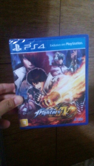 The King Of Fighters Xiv Midia Fisica